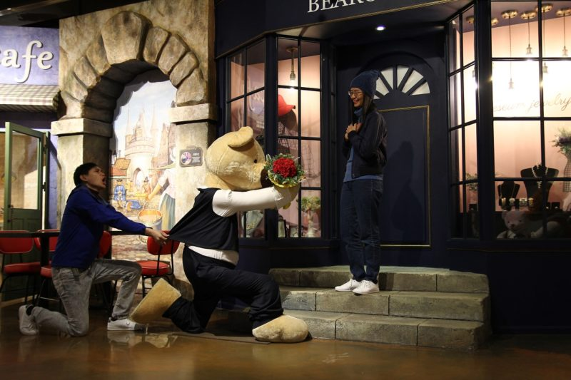 Jalan-Jalan Terus: Teddy Bear Museum (Teseum) Seoul