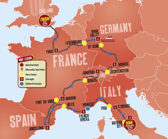 Jalan-Jalan Terus: Eropa oh Eropa
