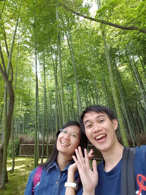 Bamboo forest Arashiyama