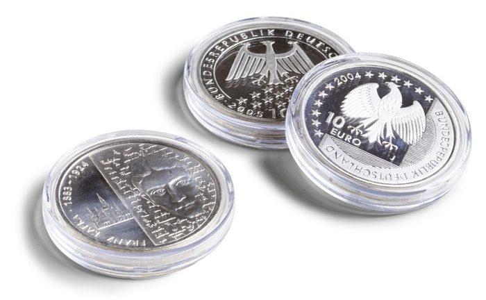 Coin capsules (Duncannon, 2017)