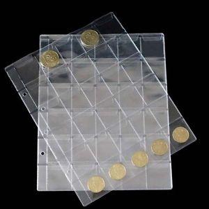 Coin page bertutup, koin bisa langsung dimasukkan ke dalam slot kosong