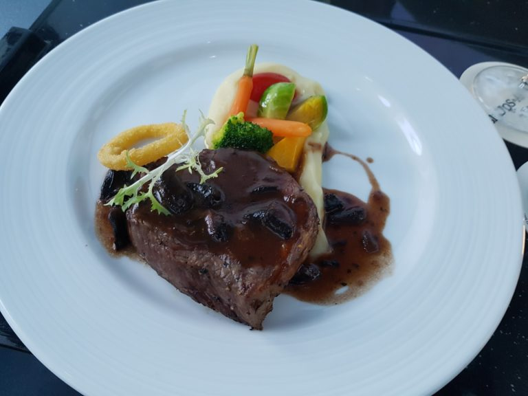 Char Grilled Angus Beef Sirloin