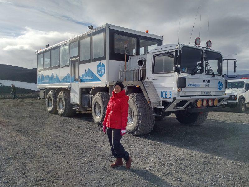 Jalan-Jalan Terus: Iceland – Into the Glacier Tour