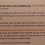 Etika Menginap di Hostel