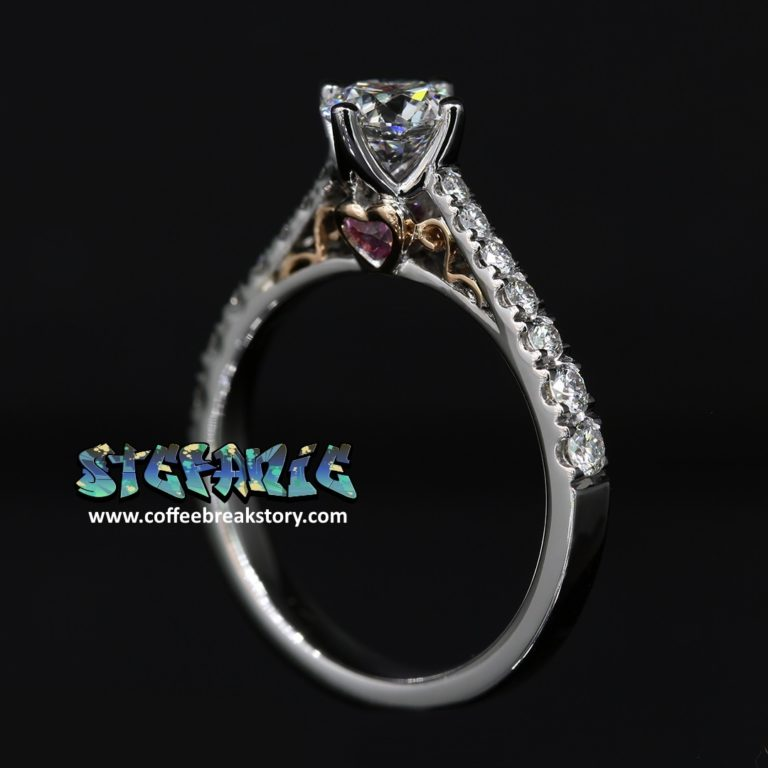 My Engagement Ring - Tampak Samping