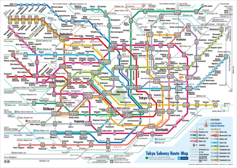 BTS: Kesasar di Stasiun Kereta Jepang