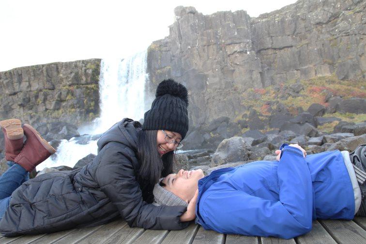 Air Terjun Öxarárfoss - Þingvellir National Park