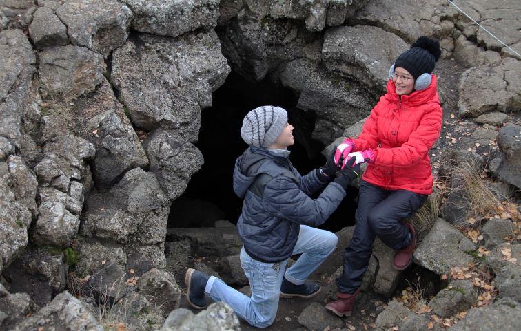 Grjótagjá Cave (baca: Griotakyo)