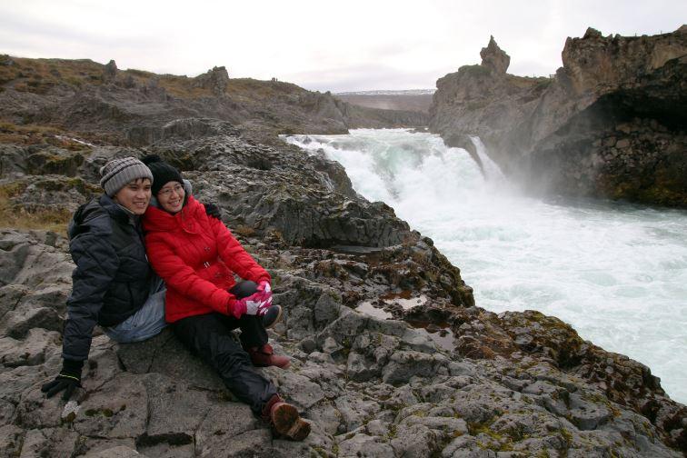 Goðafoss (baca: Gothafos)