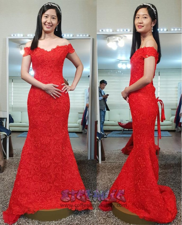 Evening gown 1