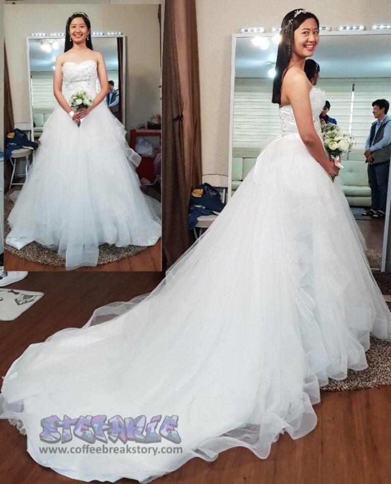 White dress 1